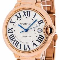 Cartier Ballon Bleu 42mm new Automatic Watch with original box W69006Z2