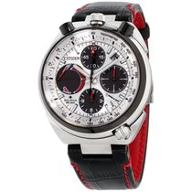 Citizen Promaster Steel 45mm Silver United States of America, New Jersey, Somerset