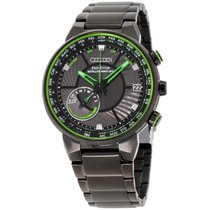 Citizen Steel 44mm Black United States of America, New Jersey, Somerset