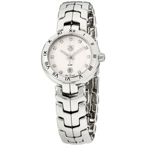 TAG Heuer Link Lady Steel 29mm Silver Roman numerals United States of America, New Jersey, Somerset