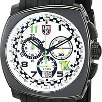 Luminox Tony Kanaan Steel 45mm White Arabic numerals United States of America, New Jersey, Somerset
