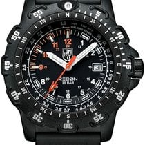 Luminox Recon Plastic 46mm Black Arabic numerals United States of America, New Jersey, Somerset