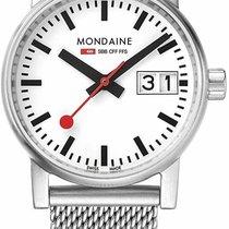 Mondaine Steel 30mm Quartz MSE30210SM-SDB United States of America, New Jersey, Somerset