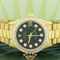 Rolex Yellow gold 31mm Automatic ES24265095 pre-owned United States of America, New York, New York