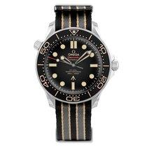 Omega 210.92.42.20.01.001 Titanium Seamaster Diver 300 M 42mm new