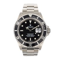 Rolex 16610 Steel Submariner Date 40mm pre-owned United States of America, Florida, Hallandale Beach