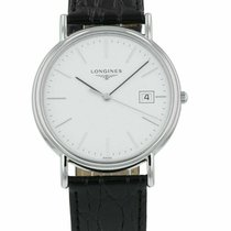 Longines Présence Steel 38mm White United States of America, Florida, Sarasota
