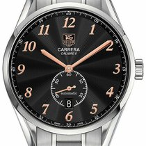 TAG Heuer Carrera Calibre 6 new 2000 Automatic Watch with original box WAS2114.BA0732