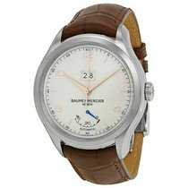 Baume & Mercier Clifton new Automatic Watch with original box and original papers MOA10205