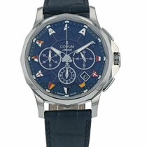Corum Admiral's Cup Legend 42 Steel 42mm Blue United States of America, Florida, Sarasota