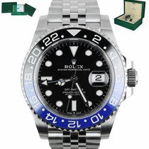 Rolex GMT-Master II Steel 40mm Black United States of America, New York, Smithtown