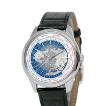 Jaeger-LeCoultre Q8108420 Steel 2017 Geophysic Universal Time 42mm pre-owned United States of America, New York, Hartsdale