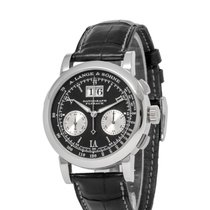 A. Lange & Söhne Datograph Platinum 39mm Black United States of America, New York, Hartsdale