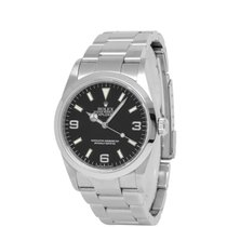 Rolex Explorer Steel 36mm Black Arabic numerals United States of America, New York, Hartsdale