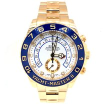 Rolex Yacht-Master II Yellow gold 44mm White No numerals United States of America, Florida, Aventura