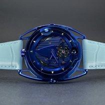 De Bethune DB28 Titanium 42.6mm Blue
