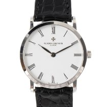 Vacheron Constantin Patrimony White gold 31.5mm White