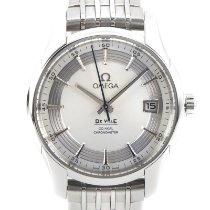 Omega De Ville Hour Vision Stål 41mm Silver