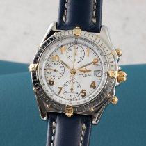 Breitling Chronomat B13050.1 Mycket bra Guld/Stål 39mm Automatisk