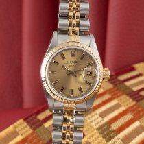 Rolex Lady-Datejust 69173 Sehr gut Gold/Stahl 26mm Automatik Deutschland, Chemnitz