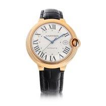 Cartier Pозовое золото Cеребро Ballon Bleu
