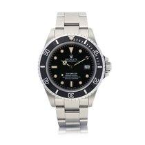 Rolex Sea-Dweller 4000 Steel Black United States of America, New York, New York