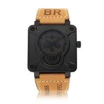 Bell & Ross BR 01-92 Steel Black United States of America, New York, New York