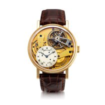Breguet Tradition Yellow gold United States of America, New York, New York