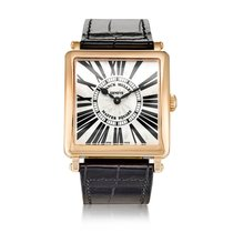 Franck Muller Master Square Rose gold Silver United States of America, New York, New York