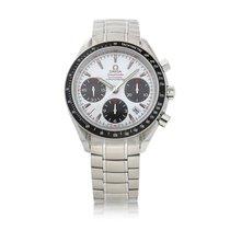 Omega Speedmaster Date Çelik Beyaz