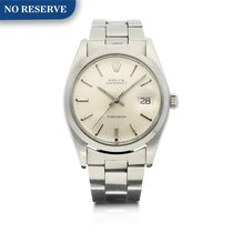 Rolex Oyster Precision Steel Silver United States of America, New York, New York