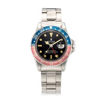 Rolex Steel 2010 GMT-Master United States of America, New York, New York