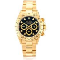 Rolex Daytona 16528 Yellow gold Chronograph United States of America, New York, New York