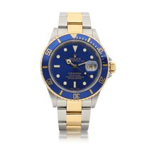 Rolex 16613 Gold/Steel 2007 Submariner Date United States of America, New York, New York