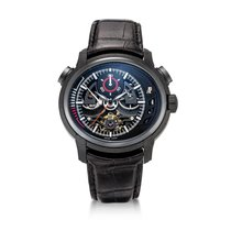 Audemars Piguet Millenary Chronograph Carbon United States of America, New York, New York