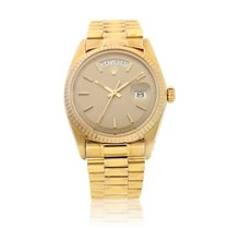 Rolex Day-Date 36 Yellow gold United States of America, New York, New York