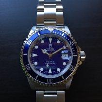 Tudor Submariner Steel 40mm Blue No numerals United States of America, California, HUNTINGTON BEACH