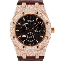 Audemars Piguet Royal Oak Dual Time 26120OR.OO.D002CR.01 Very good Red gold 39mm Automatic United Kingdom, London