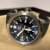 IWC Aquatimer Automatic Stahl 42mm Blau Keine Ziffern Schweiz, THUN