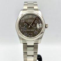 Rolex Lady-Datejust Steel 31mm Grey