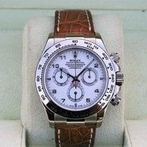 Rolex 116519 Белое золото Daytona 40mm новые