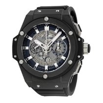 Hublot King Power Ceramic 48mm Grey No numerals United States of America, New York, New York