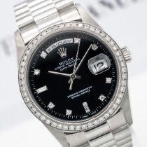 Rolex Day-Date 36 18206 Очень хорошее Платина 36mm Автоподзавод