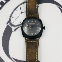 Panerai Plastic Automatic Black Arabic numerals 45mm pre-owned