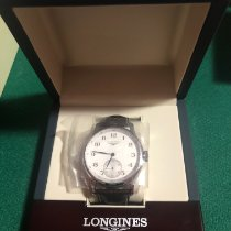 Longines L2.640.4.78.3 Steel Master Collection new
