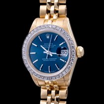 Rolex Lady-Datejust Yellow gold 26mm Gold No numerals