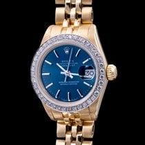 Rolex Lady-Datejust Oro amarillo 26mm Oro Sin cifras