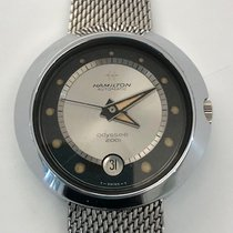 Hamilton Steel 38mm Automatic pre-owned