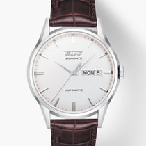 Tissot Heritage Visodate T019.430.16.031.01 New Steel 40mm Automatic