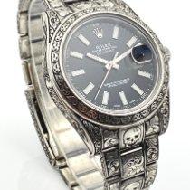 Rolex 116334 Сталь 2010 Datejust II 41mm подержанные